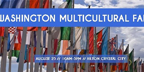 Washington Multicultural Fair  tickets