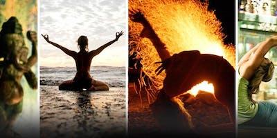 Awakening Shakti ~ Vigorous Tantra Yoga / Fire Hatha