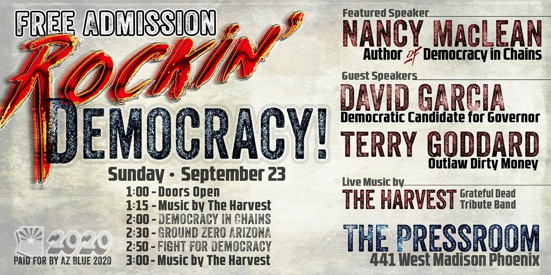 Rockin' Democracy
