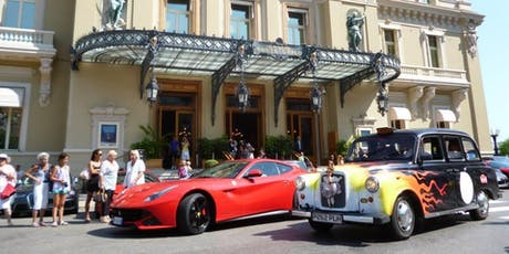 Monte Carlo or Bust Rally:  Champagne Charlie 2019  |  Banger Rally Adventure tickets