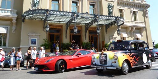Monte Carlo or Bust Rally:  Champagne Charlie 2019     Banger Rally Adventure
