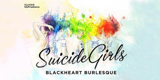 San Antonio, TX - SuicideGirls: Blackheart Burlesque 2019