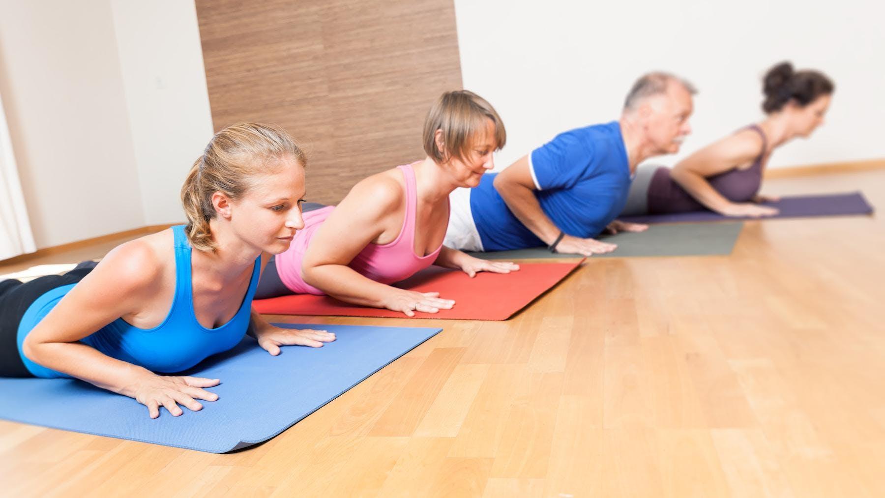 Shakti Foundations ~ Basic Yoga class (beginn