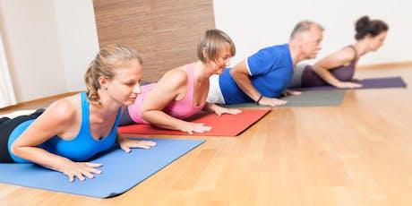 Shakti Foundations ~ Basic Yoga class (beginners friendly) tickets