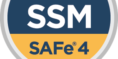 Hartford, CT - SSM Scrum Master Certification - $349! - Scaled Agile Framework®