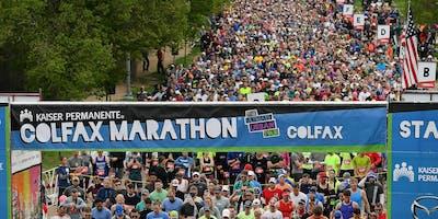 Colfax Marathon - Introduction to Charity Partners - 11/14