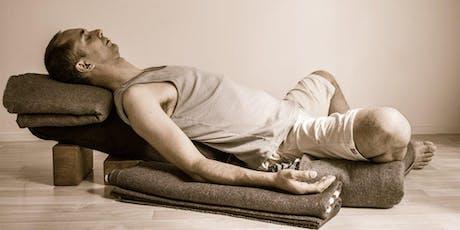 Restorative Yoga with Nidra tickets