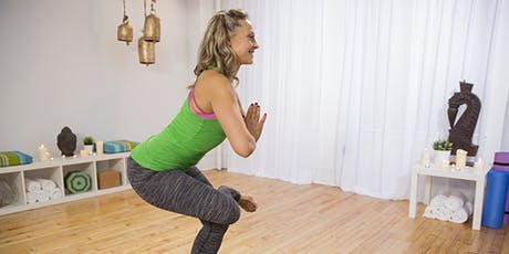 Yoga therapy for improving balance tickets