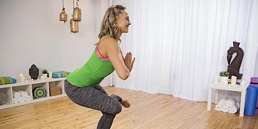 Viniyoga therapy for improving balance