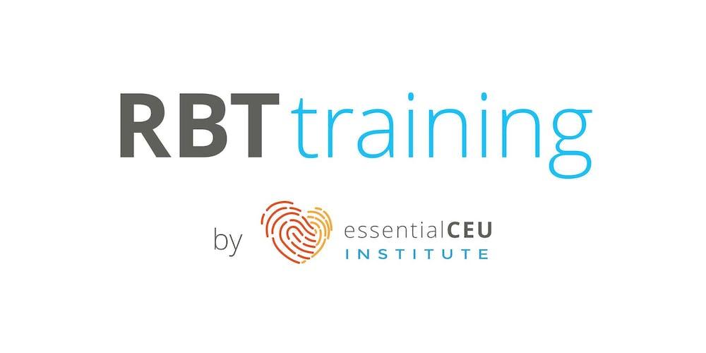 LIVE, HCBS-Friendly RBT Training Tickets, Mon, Nov 12, 2018 at 7:00 ...