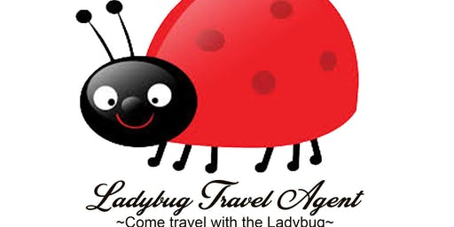 Come Travel with the Ladybug to Eastern Carribean