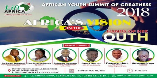 AFRICAN YOUTH SUMMIT OF GREATNESS