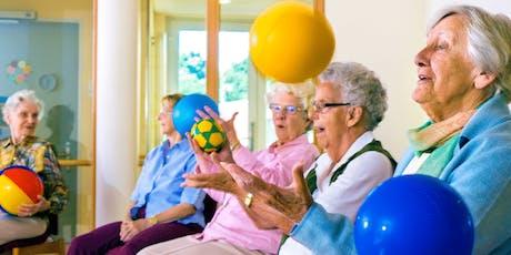 Senior Chair Fitness Tuesdays tickets