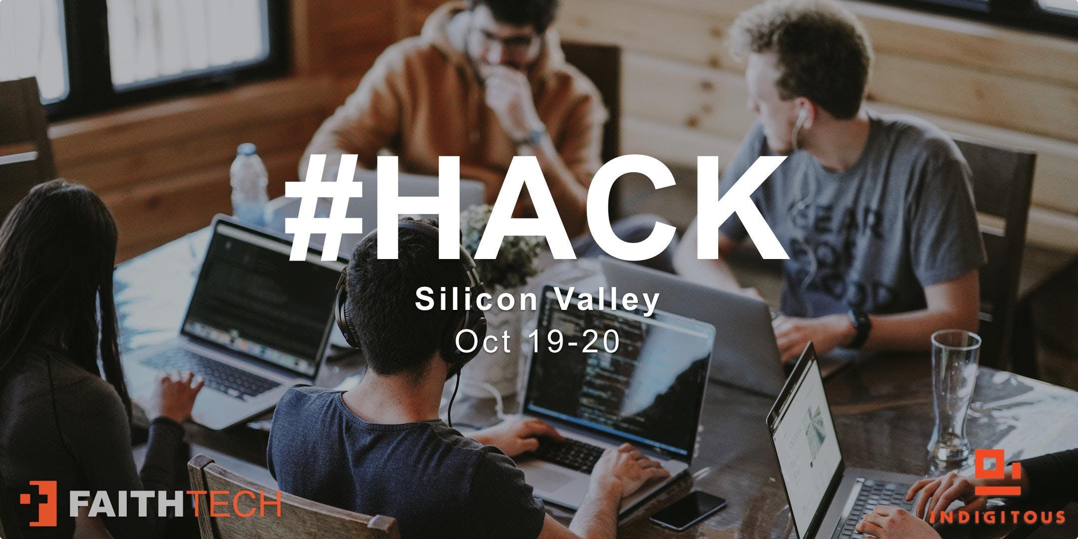 FaithTech #HACK Silicon Valley
