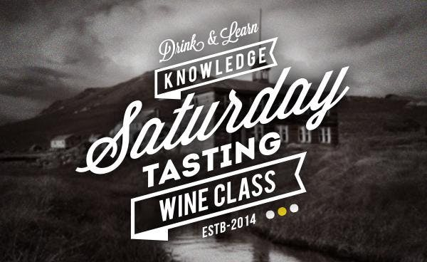 Northern Italy Saturday Wine Class