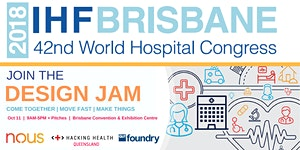 Design Jam | Innovate to Improve Health | @ World...