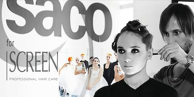 SACO HAIR SHOW for SCREEN
