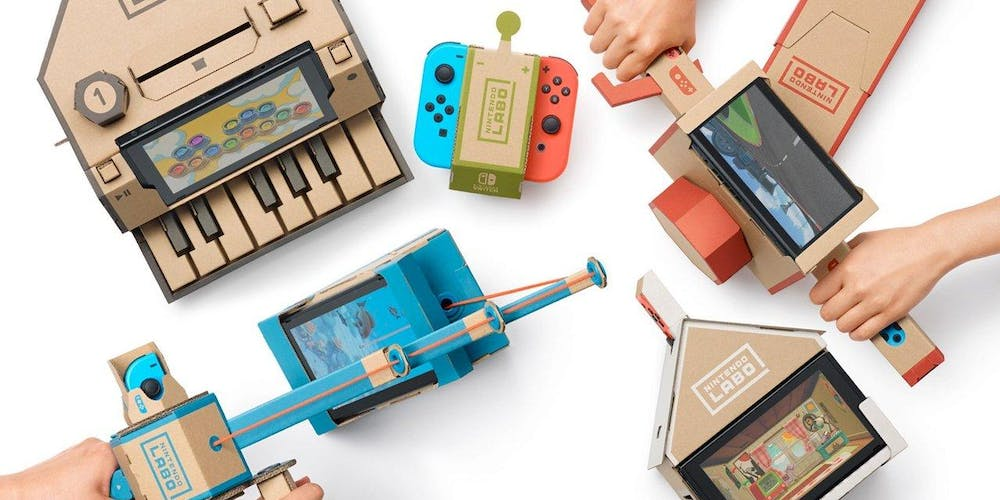 experience nintendo labo tickets multiple dates eventbrite