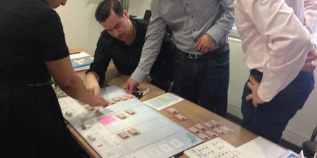 Certified Kanban Systems Design (KMP1) / Weekend / London tickets
