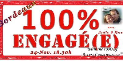 100% Engagé(e) - Access Consciousness®