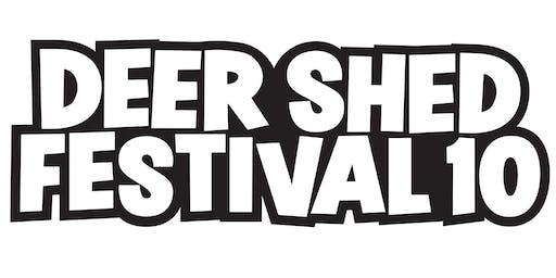 Deer Shed Festival 10