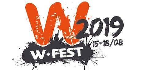 W-Fest 2019 tickets