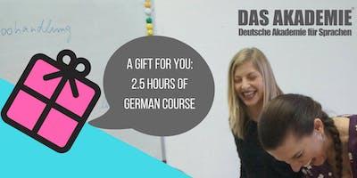 EasyStart Weeks: Learn German in Berlin - Intensiv