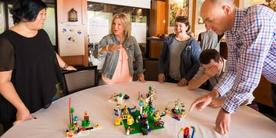 Copy of Training LEGO® SERIOUS PLAY® Methods : Teams and Groups @COCD