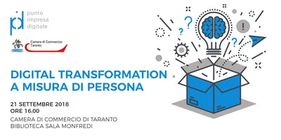 Digital transformation a misura di persona