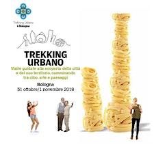 Trekking Urbano Bologna - Comune di Bologna logo
