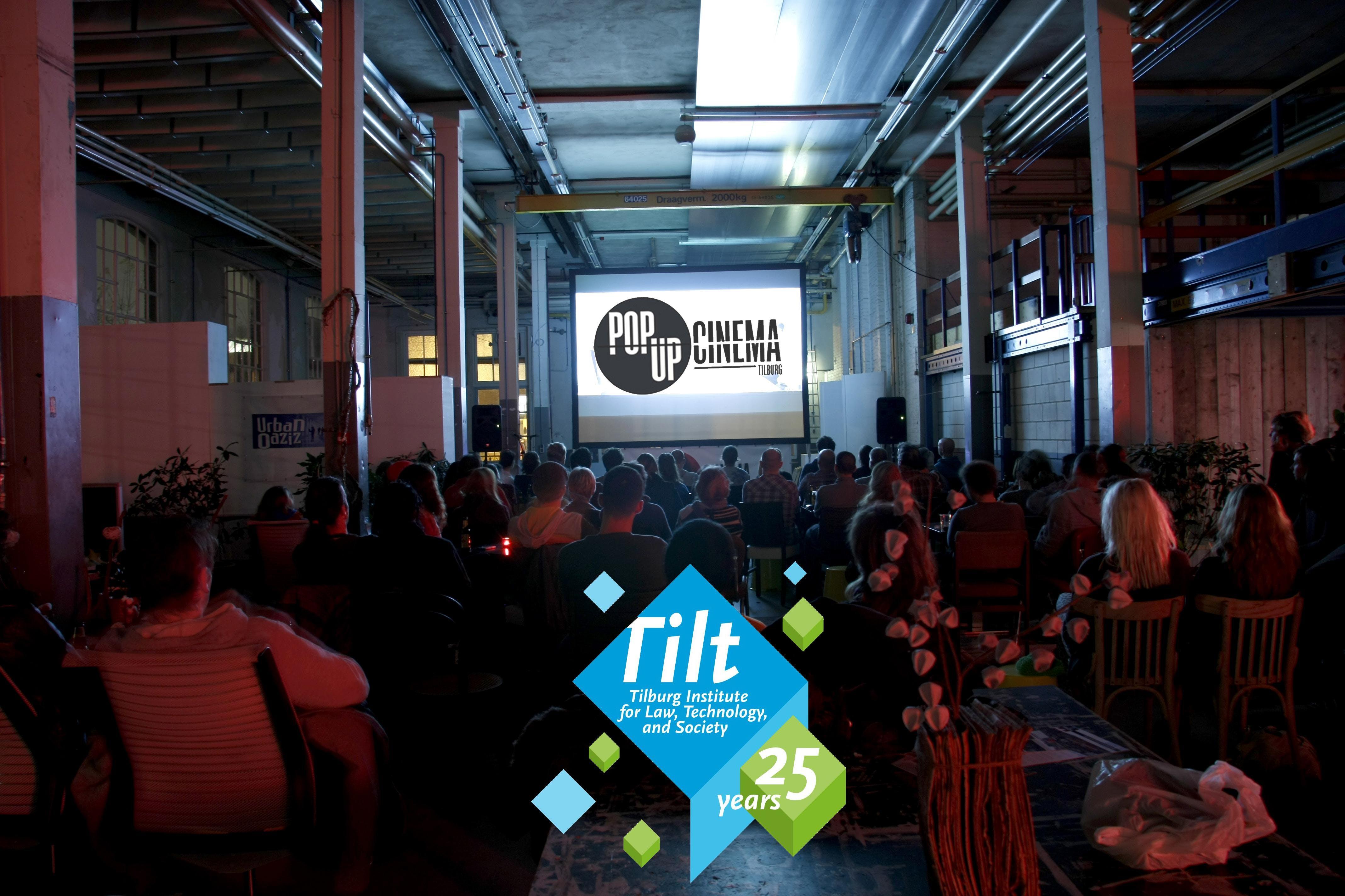 Pop Up Cinema TILT25- combi ticket