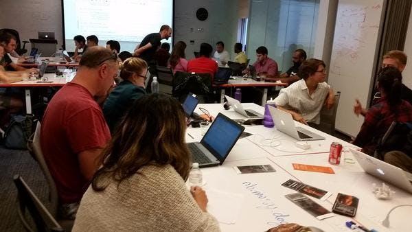 Galvanize Phoenix: Python Accelerated Course (11/26/18 - 12/13/18)