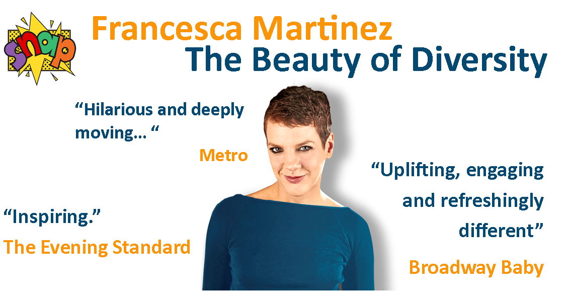 The Beauty of Diversity: an audience with Fra