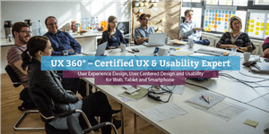 UX 360° - Certified UX & Usability Expert (engl.),...