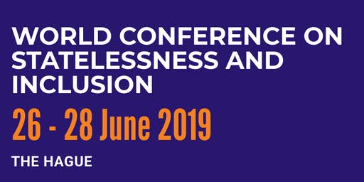 2019 World Conference on Statelessness and Inclusion