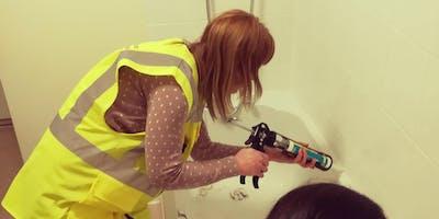 Practical DIY Skills (25 September 2019)for Nottingham City Homes\