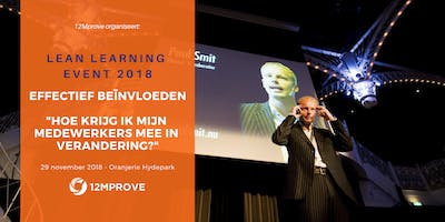 Lean Learning Event 2018 - 12Mprove