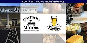 PCYP Networking Sponsored by Matthews Motors & Skytown...