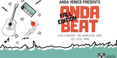 Free Live Concert - Mr. Wob & Dr. Jinx