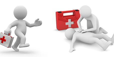 Emergency First Aid at Work (full day)