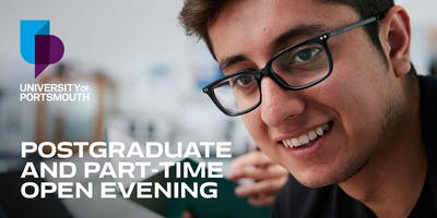 Postgraduate and Part-time Open Evening