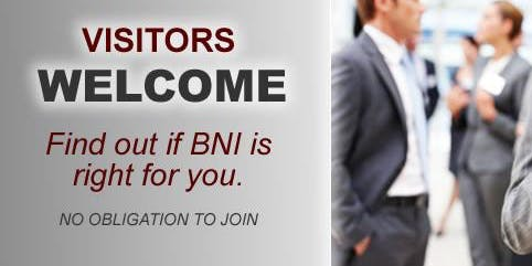 BNI WESTMINSTER TUESDAY AM