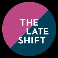 The Late Shift logo