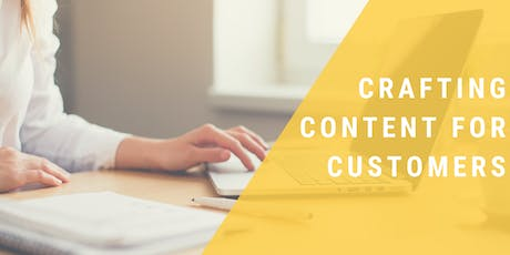 Crafting content for customers tickets