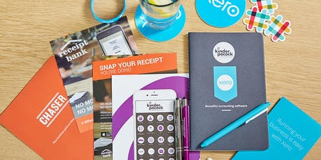 Get to Grips with Xero and Receipt Bank Workshop tickets