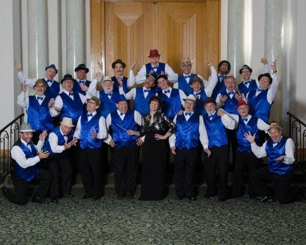 JEWBILATION - An Afternoon of Uplifting Jewish Choral Music