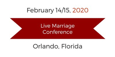 Love and Respect Live Marriage Conference - Tickets on Sale March 1, 2019