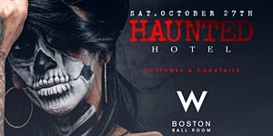 Haunted Hotel 2018 | Costumes & Cocktails
