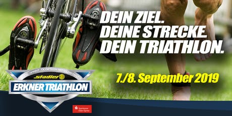 STADLER Erkner Triathlon 2019 tickets