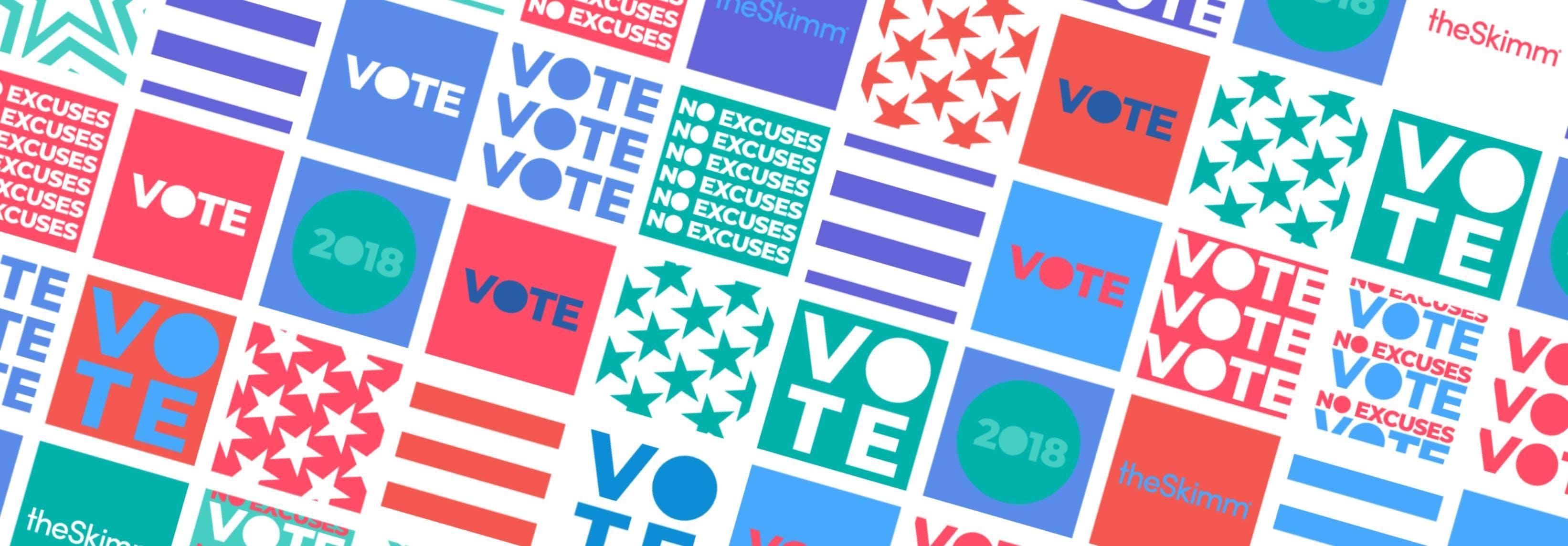 Sip n Skimm the Vote CT